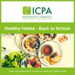 Healthy Habits – Back to School: Adopt healthy habits